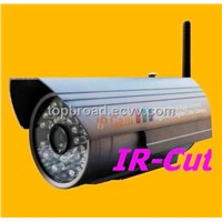 Wireless Infrared IP Camera Home CCTV Equipment with IR Cut (TB-IR01BH)