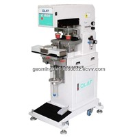 150 Travel Two Colors Ink Cup Pad Printing Machine with Shuttle