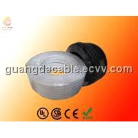 RG6 Power Cable - UL, 75 Degree, PVC