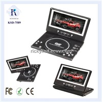 7inch Portable DVD Player (KSD-7589)