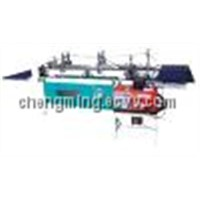Semi-Auto Plastic PVC,PET Box Making Machine
