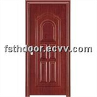 Heat Transfer Print Steel Door:T-01