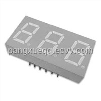 0.36 Inch Three Digits Seven Segment LED Display