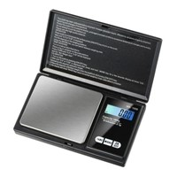 Digital Scale Stainless Steel Tray - 1000g*0.1g (MS)