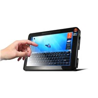 10 Inch Touch Screen Laptop Computer Support 3G / GPS