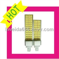 8W/9W G24/E27 LED PL Lamp