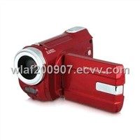 1.3-Megapixel CMOS Sensor Portable Digital Video Camera