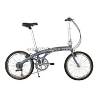 "20"" Alloy Folding Bicycle"