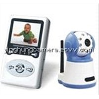 2.4g Wireless Baby Monitor (YH-1001W)