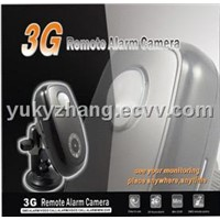3G Video Alarm Camera with Night Vision & PIR Sensor