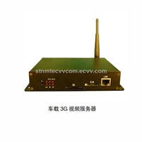 3G Vehicle-Mounted Video Server