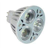 3X1W MR16 LED Spotlight