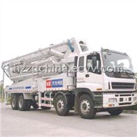 47m Truck-Mounted Concrete Pump Truck