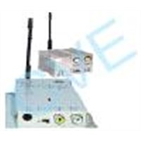 4 Channel Wireless Audio / Video Transmitter