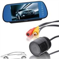 7inch Monitor with Rear View Camera