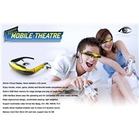 80inch Glasses for 3D Game and Movie in Laptop