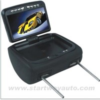 9 inch Car Headrest DVD Player