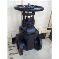 Cast Iron NRS Gate Valve - ANSI