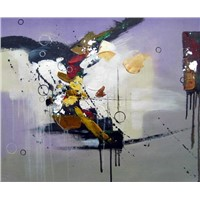 Abstract Oil Paintings - Original Oil Paintings