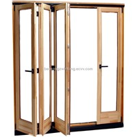 Aluminum Bi-Folding Door