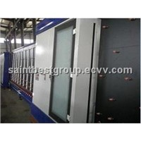 Aluminum Double Glazed Windows Machine