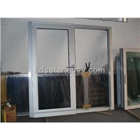 Aluminum Tilt / Sliding Door