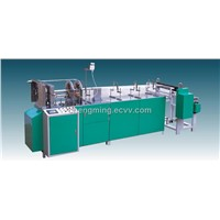 Automatic PVC, PET Tube Shape Packaging Box Making Machine