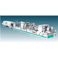 Automatic Carton Box Gluing Machine