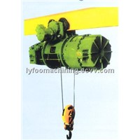BCD Type Explosion - Proof Electric Hoist