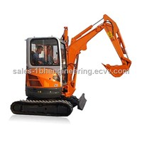 Mini Crawler Excavator / Mini Excavator (BH26)