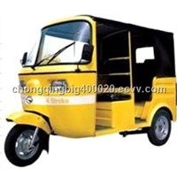 Bigmt CNG Tricycle