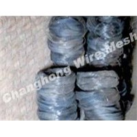 Black Iron Wire,