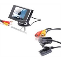 Rear View Camera Car Mirror System with 3.5