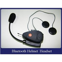 Bluetooth Helmet Headset (500 Meters Intercom) (OX-BH9082)
