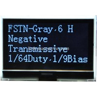 COG LCD Module LSMC12864 with DFSTN Mode