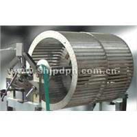 Centrifugal fan Balancing Machine