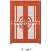 Double Interior PVC Door