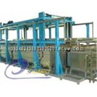 Electro Chemical Plasma Deburring Machine