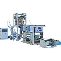 Film Blowing Machine and Printing Connect-Line Set (SJ-ASY)