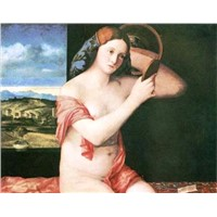 Fine Art Oil Paintings - Nudes Oil Paintings