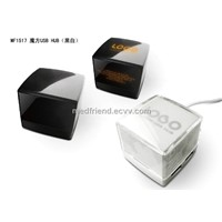 Flash Cube USB Hub