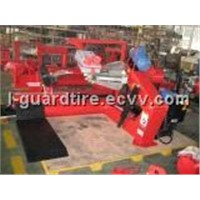 Full Automatic Tyre Changer (T698)