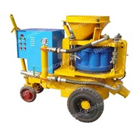 Shotcrete Machine (GZ-9)