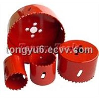 HSS Bi-Metal Hole Saws