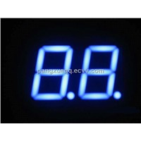 "Indoor 0.40"" Seven Segment Two Digits LED Display"