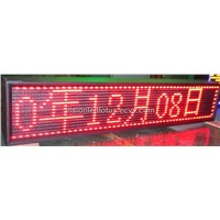 LED Outdoor Message Sign