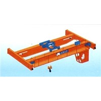 LH Type Double-Girder Overhead Crane with Hoist