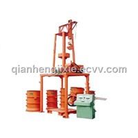 LJC Type Vertical Tube Model Press Concrete Pipe Machine