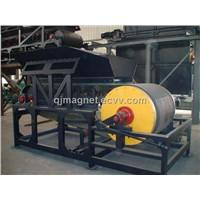 Magnetic Separator for Block Ore
