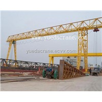 MH Model Single Beam Gantry Crane (Girder Type)